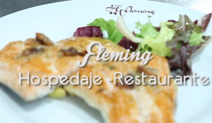 Vídeo Promocional Restaurante Fleming